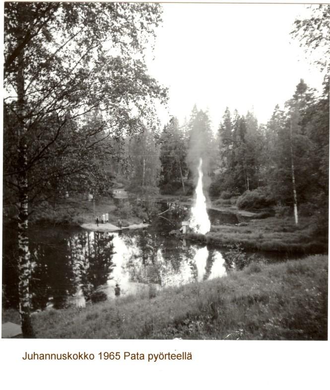 juhannuskokko 1965