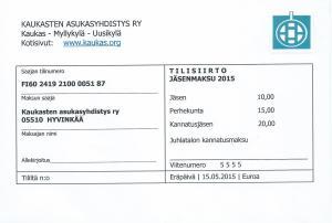 AsukasyhdistysJasenmaksulomak2015A5